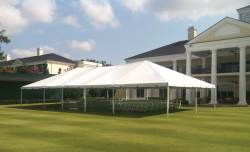 30 X 40 Tent With White Top