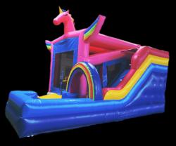 Unicorn Bounce & Slide Combo