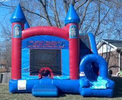 Jump 'N' Splash Castle Combo