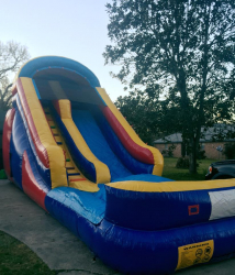 16 ft with pool DRY $200