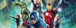 Super Heroes Banner