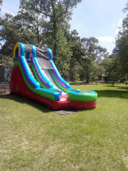 16 ft Splash Slide WET $200