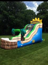 18 ft Sunny Beach Slide WET $250