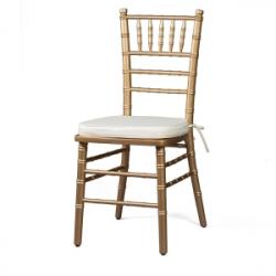 Gold Chiavari Chair Resin