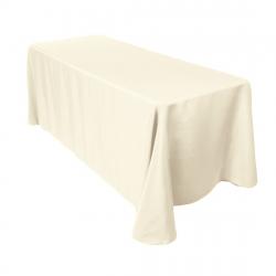 Ivory 90x156 Banquet Linen