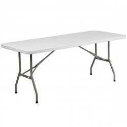 Table - 6 Foot Rectangular