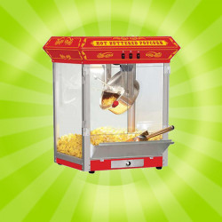 Popcorn Machine Table Top $75 ( 8 oz )