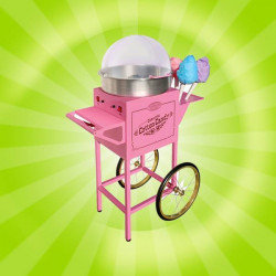 47347920 2106836446298948 1921887170767880192 n 1616793421 Cotton Candy Machine with Cart