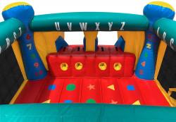 71z2BKy2O3L. AC SL1500 1623773386 Dalia Bounce House Combo