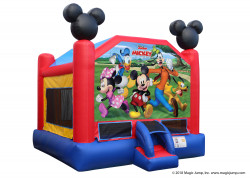 Mickey and Friends Bounce House 15 nowm 0 1613160229 Mickey and Friends Bounce House