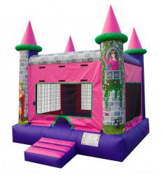 Princess Castle nowm 1 1613499039 Princess Castle (Small) Moon Bounce