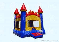 arched castle 1 1624796403 Arched Castle Moon Bounce