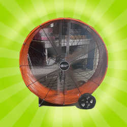 42 Commercial Electric Fan