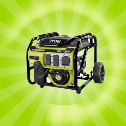 Generator 3,600-Watt