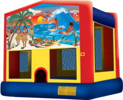 Tropical Paradise Regular Bounce