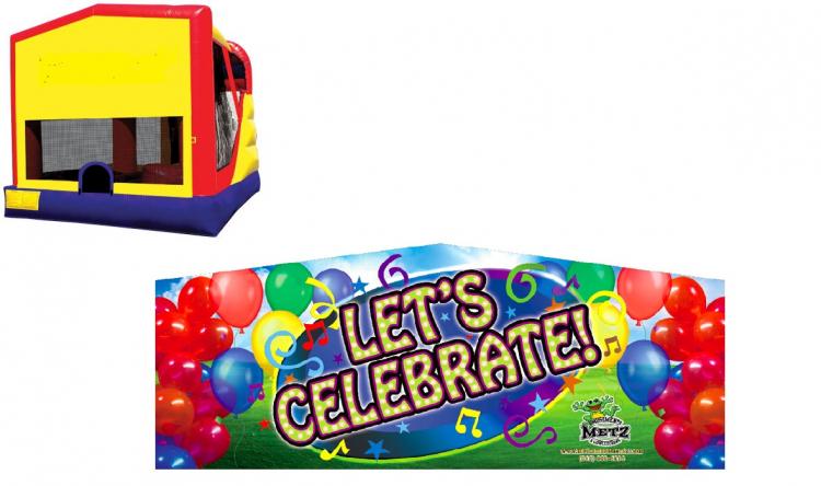 Let's Celebrate 4 in 1 Combo