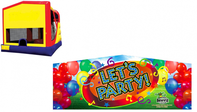 Let's Party 4 in 1 Combo