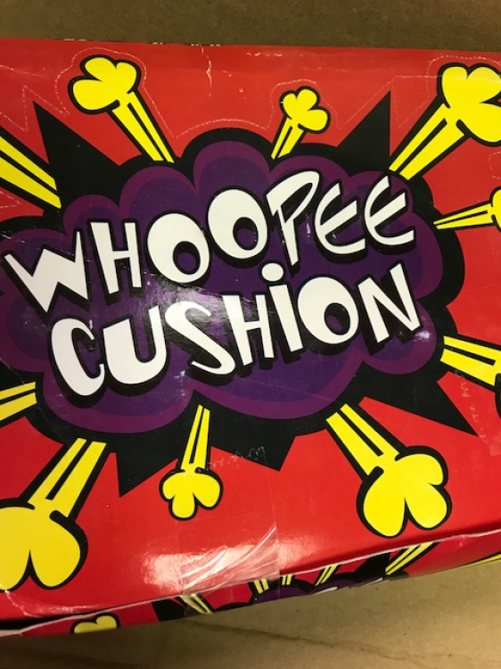 Whoopee Cushion For Sale