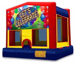 Let's Celebrate Regular Bounce
