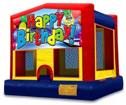 Happy Birthday Regular Bounce