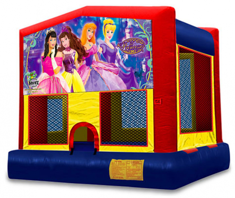 Princesses Regular Bounce
