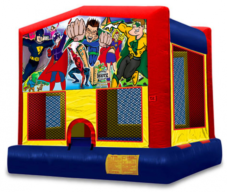 Superhero Regular Bounce