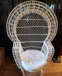 Princess Wicker Chair