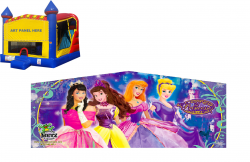 Princesses Castle Combo NEW