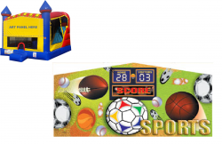 Sports Castle Combo NEW