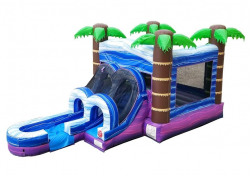 Tropical Adventure Water Slide/Bounce