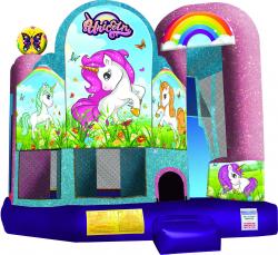 Unicorn Backyard Combo