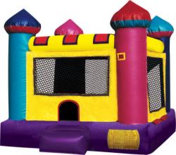 Mini Castle Bounce