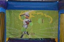 Mini Baseball Inflatable Game