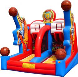Shooting Stars Basketball Court