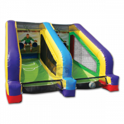 Soccer Inflatable Game