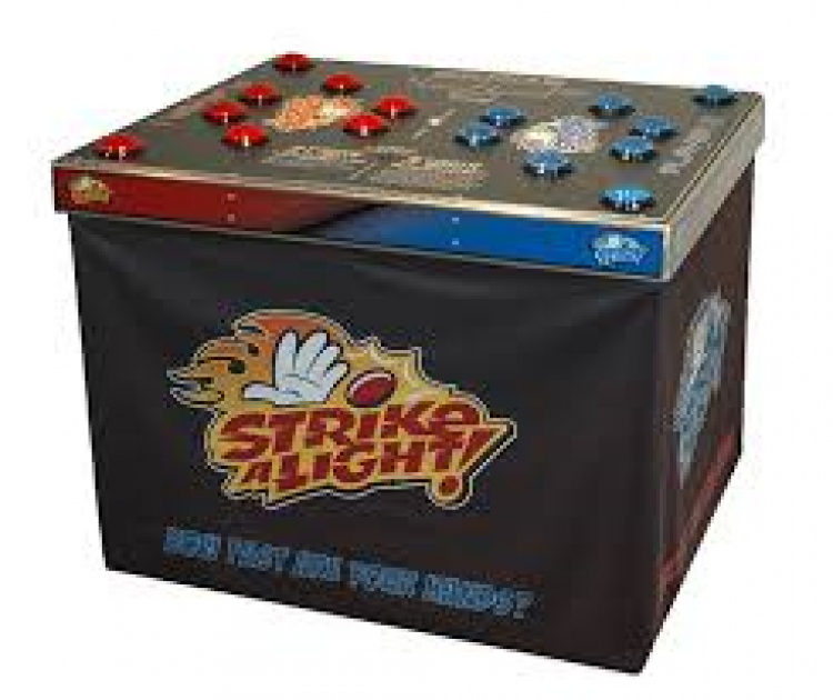 Strike A Light Electronic Game