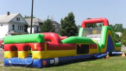 64' Obstacle Course - inflatable
