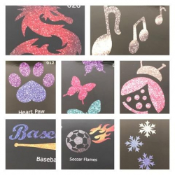 Glitter Tattoos Per Hour