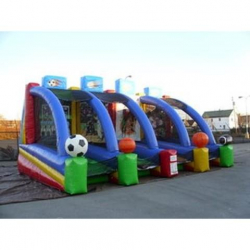 All in One Sports Inflatable Game