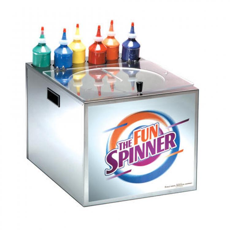 Spin Art - Machine