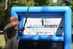 Archery Hoverball Game