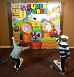 Superworld Game