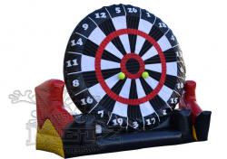 Soccer Dart Inflatable