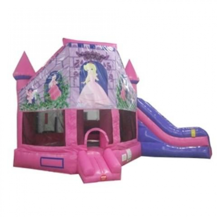 Pink Princess Castle Combo