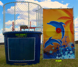 Commercial Dunk Tank (Window)