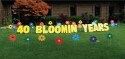 Bloomin' Years