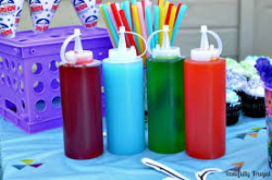 Sno Cone Supplies x 25