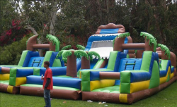Extreme 3 Piece Obstacle Course