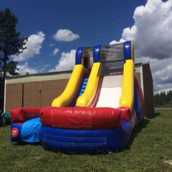15' Ft Waterslide