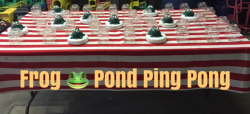 Frog Pond Ping Pong